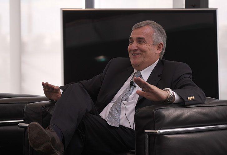 Jorge Fontevecchia entrevista a Gerardo Morales