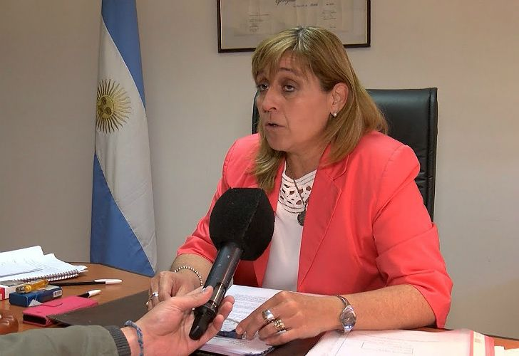 Jueza federal Marta Yánez.