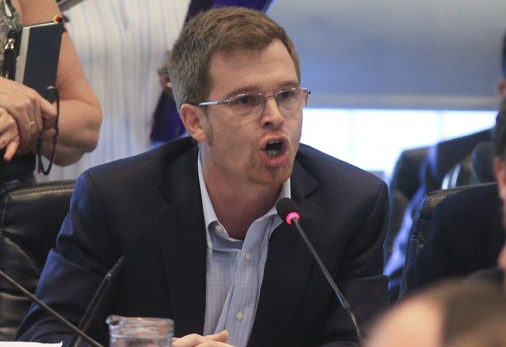 Nicolás Massot pronunció un encendido discurso a favor de la reforma previsional y en contra del kirchnerismo