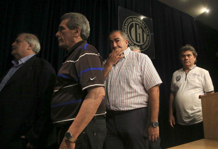 La CGT dijo que si se sanciona por decreto la reforma previsional, habrá paro.