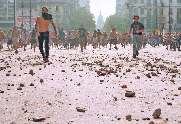 Memoria. La represión despertó comparaciones y temores.