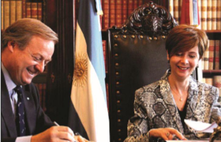 AL FRENTE. Tarditti podría seguir como presidenta del TSJ.