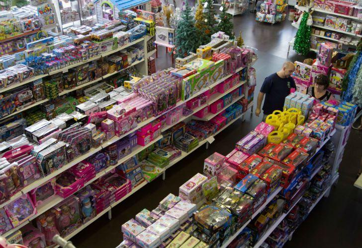 La lista de juguetes más vendidos durante el 2017.