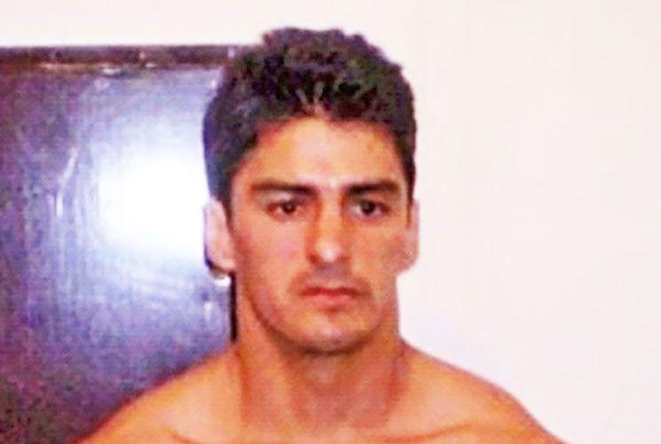 Prontuario. Matías Espiasse Pugh está acusado por tres homicidios, y se sospecha que participó de un robo millonario en Chile.