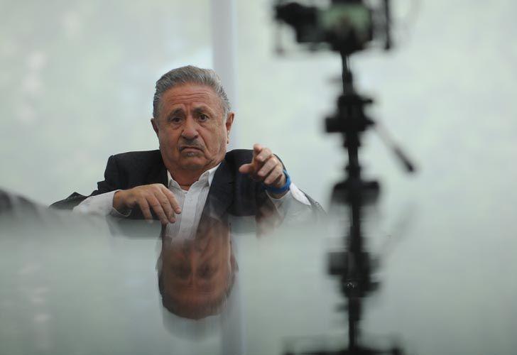 En la Editorial Perfil, Jorge Fontevecchia reciba a Eduardo Duhalde en un diálogo profundo.