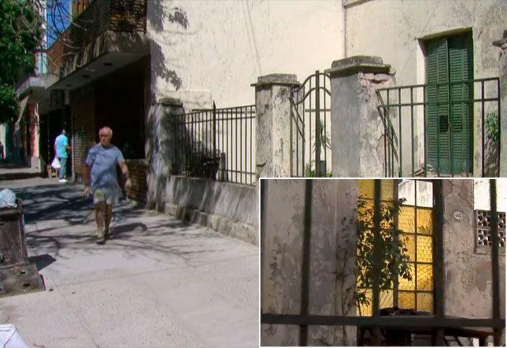 Una mujer apareció muerta en su casa de Villa Urquiza