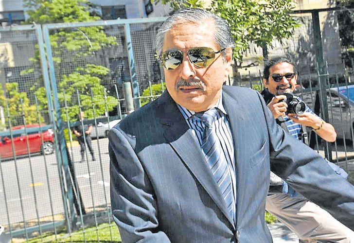 Comodoro Py. El ex funcionario, que hoy cumple 64 años, se presentó ayer y quedó detenido.