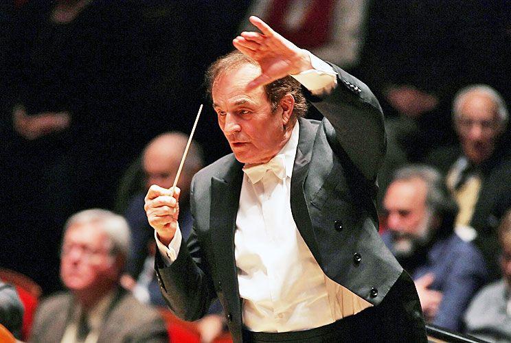Agenda. Tres orquestas cancelaron los conciertos de Dutoit.