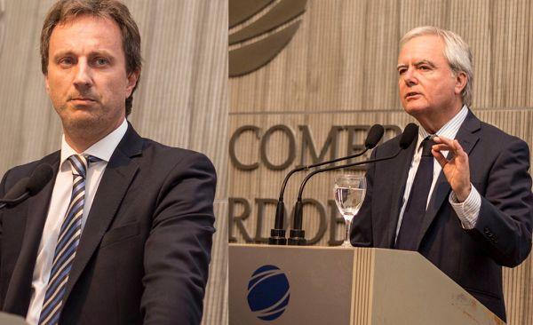 """HORIZONTE DESAFIANTE. El jefe del Instituto de la Bolsa, Diego Dequino, advirtió que """"se necesita una política para eliminar la indigencia"""