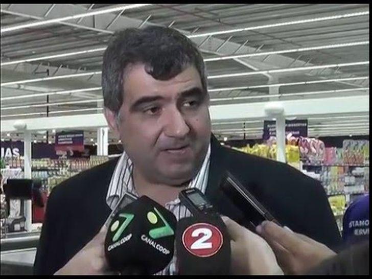 DISPUTA. Antonio Mariano y Juan Carlos Barrera no llegaron a un acuerdo en una causa por estafa.