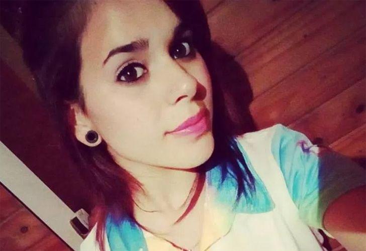 Martina Pérez, una de las jóvenes atropelladas, murió en el acto