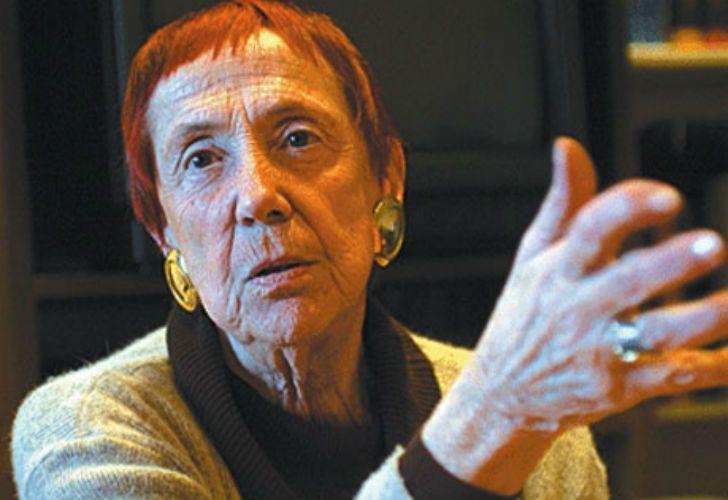 Angelica Gorodischer, escritora argentina