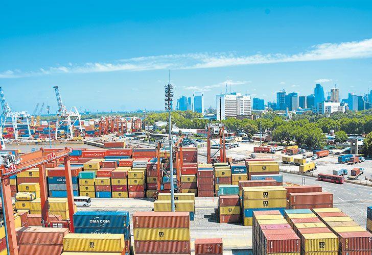 Limites. Las exportaciones no tienen plafón para una suba sustancial, sin políticas públicas de fomento y con un tipo de cambio apreciado pese al último salto.