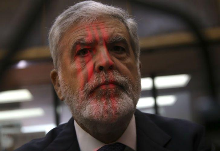 El ex ministro de Planificación Federal y diputado nacional, Julio De Vido.