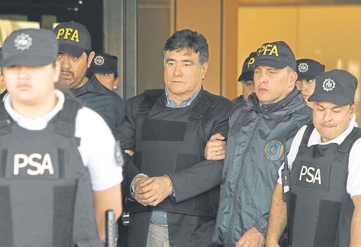 Encubrimiento. El ex funcionario de Cristina Kirchner está preso desde el 7 de diciembre.