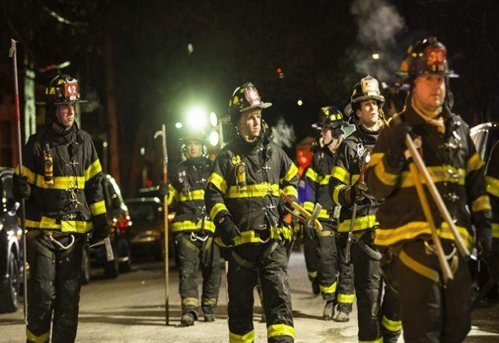 El trágico incendio en New York.