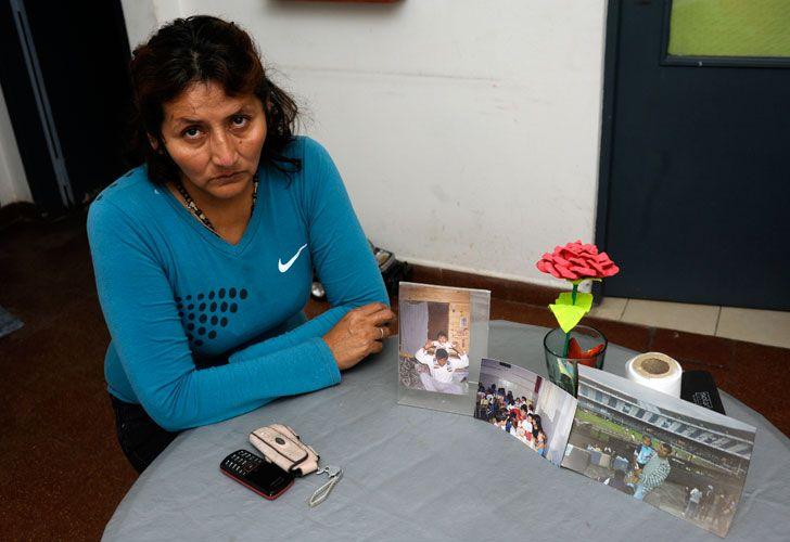 Falleció la mujer de Reinaldo Rodas.
