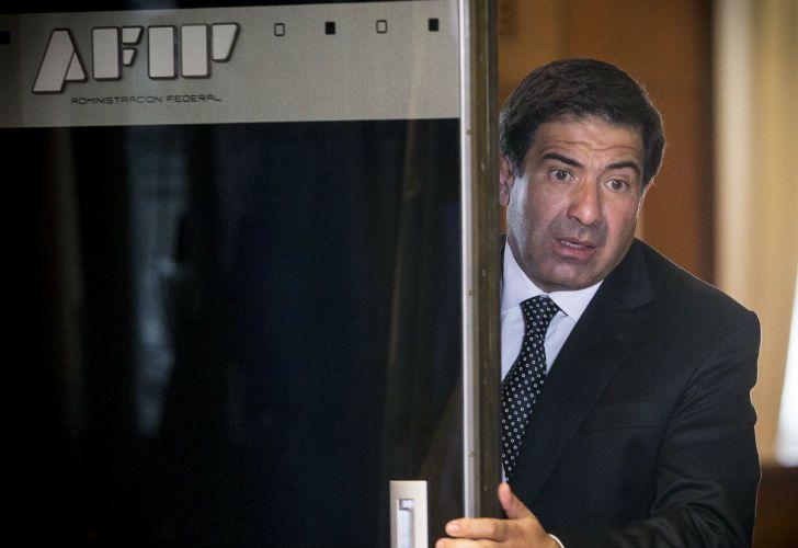 Ricardo Echegaray apeló el procesamiento que le dictó el juez federal Julián Ercolini