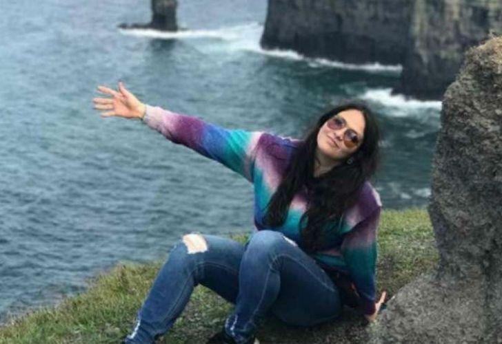 Natalia Vargas era médica y falleció luego de caer desde un parapente.