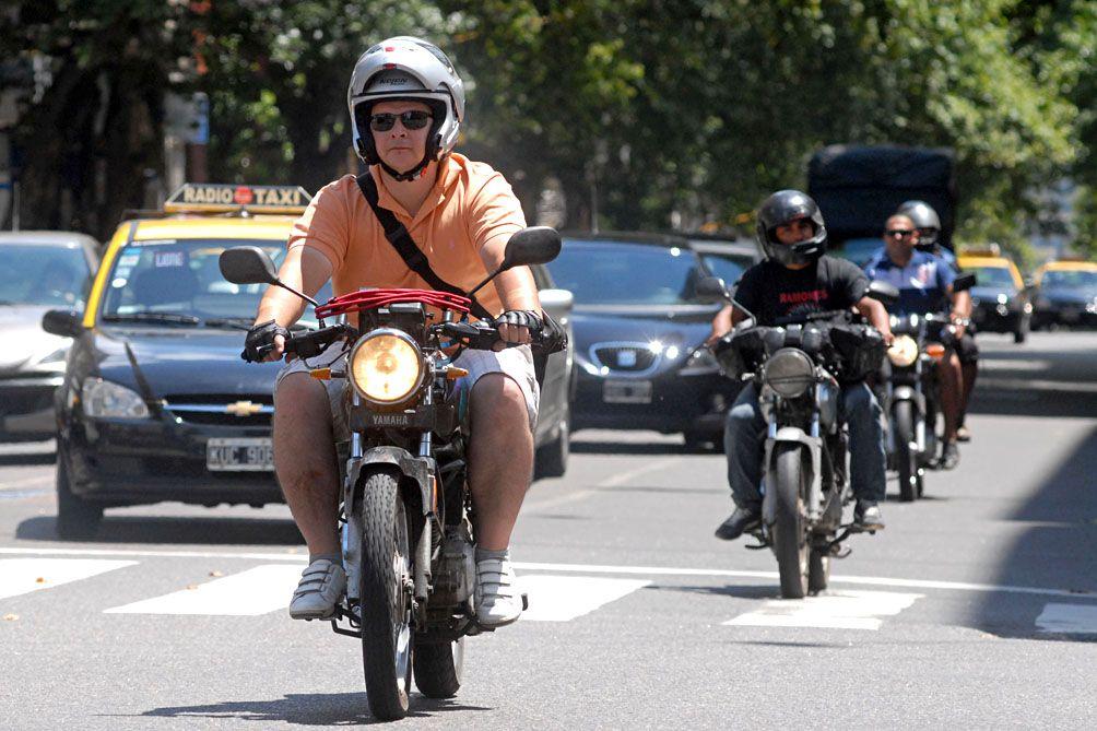 Desde septiembre se habían incrementado las inspecciones para prevenir los delitos en motos.
