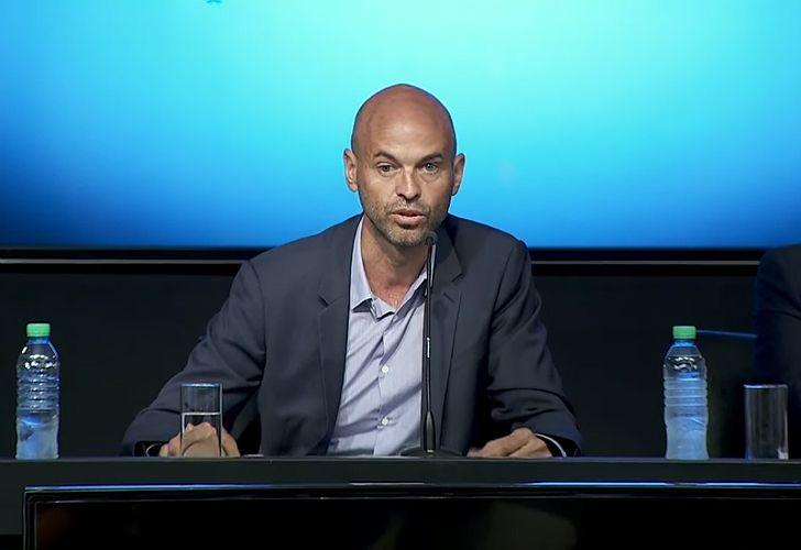 Guillermo Dietrich anuncia el lanzamiento de la red SUBE