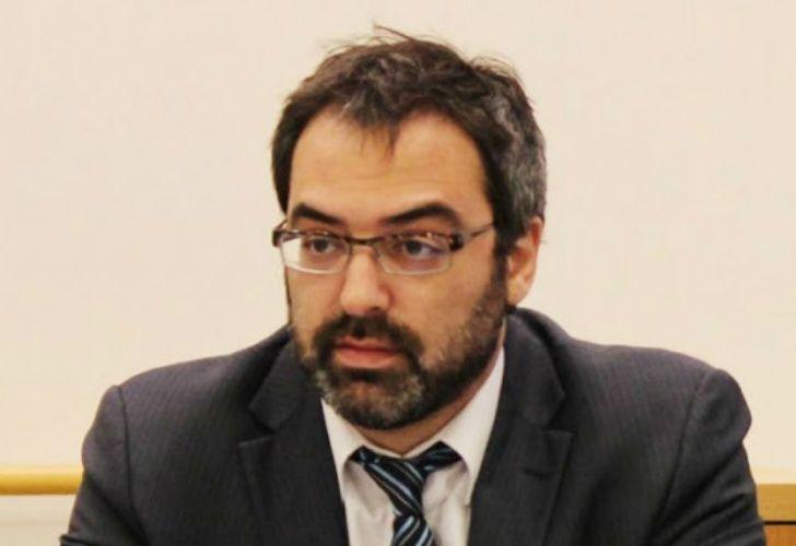 El juez Ernesto Kreplak, acusado de detener al gremialista Marcelo Balcedo por una interna con su hermano.