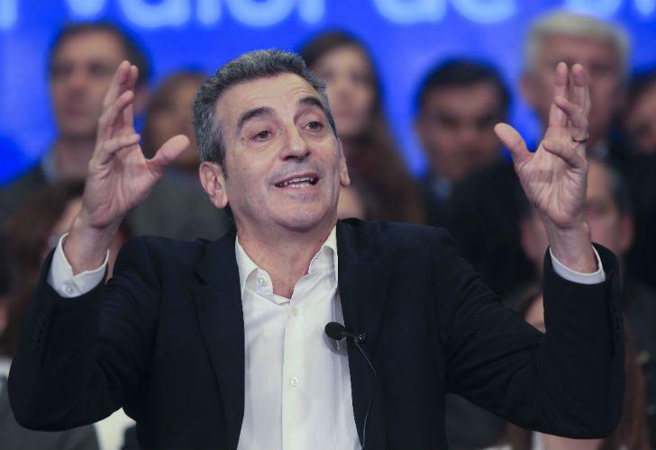 El exministro del Interior, Florencio Randazzo.