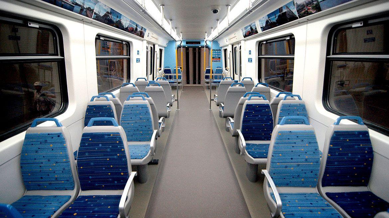 200 nuevos vagones para el tren Roca