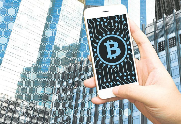 Bitcoin. Blockchain, detrás de la criptomoneda.
