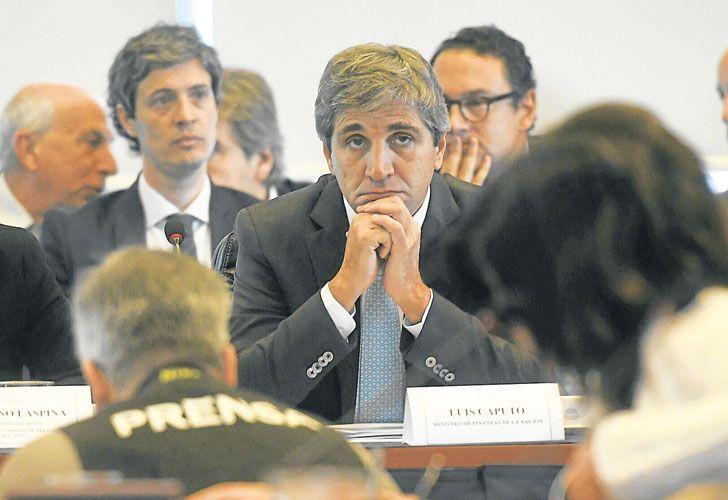 Contrato. El ex Fondo de Caputo, el administrador.