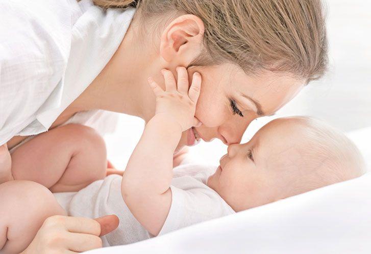 Soy lo que soy. Para Facundo Arana sólo siendo madre una mujer se realiza.