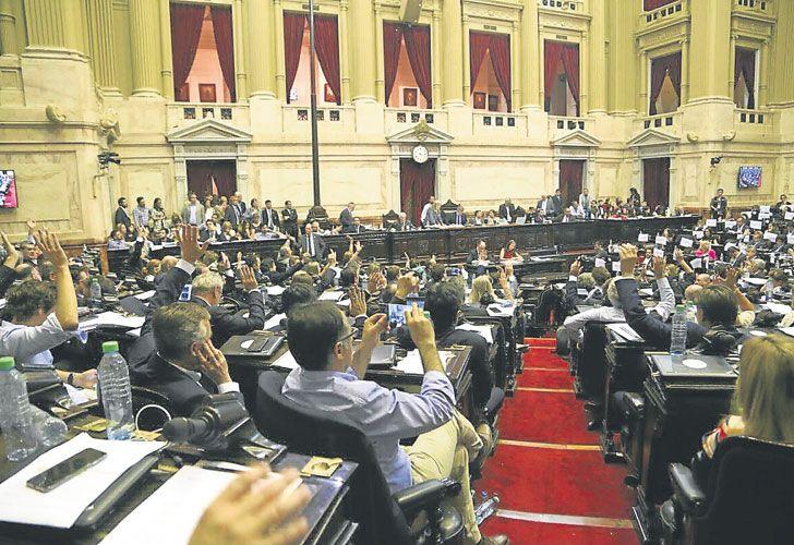 Congreso. En Cambiemos apuestan a que el proyecto se debata en extraordinarias en febrero.
