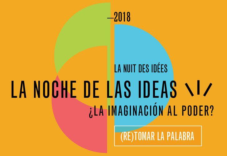 La noche de las Ideas. ¿La imaginación al poder?