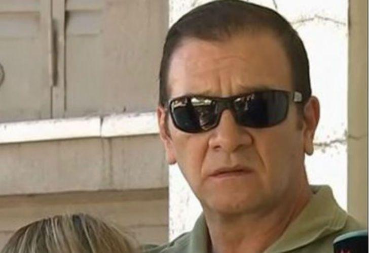 Marcelo Galarza, padre de la joven que asesinó a su expareja en Gualeguaychú.