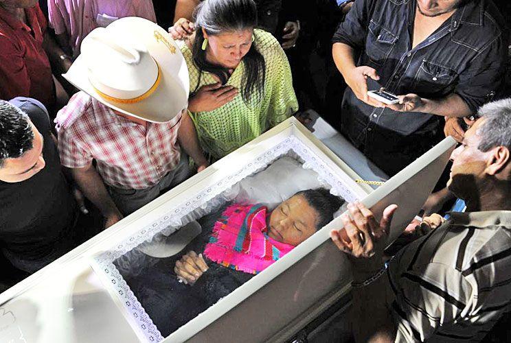 MUERTES. Si bien en los últimos años se redujo la inseguridad, en San Pedro Sula hay un promedio de cincuenta homicidios cada 100 mil habitantes por año. La mayoría son producidos por arma de fuego.