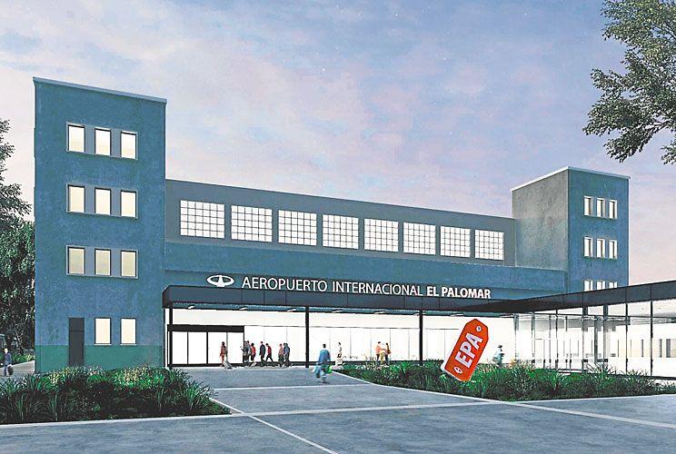 Pasajeros. La terminal tendrá capacidad para un millón de viajeros y acceso desde las autopistas.