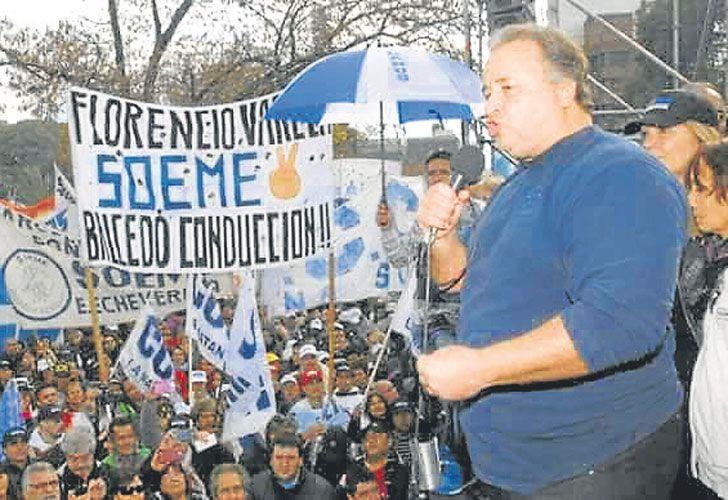Conduccion. Con Balcedo preso, el juez se dispone a decretar la intervención del Sindicato de Obreros y Empleados de Minoridad y Educación (Soeme).