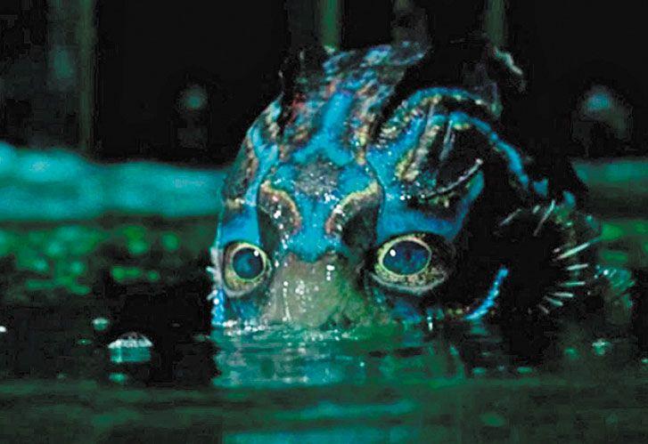 Favoritas. La miniserie –ahora transformada en serie– Big Little Lies, de HBO, tiene seis nominaciones. La forma del agua, nueva fábula romántica del mexicano Guillermo del Toro, aspira a llevarse siete estatuillas.
