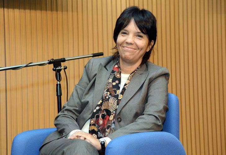 La extitular del Banco Central, Mercedes Marcó Del Pont.