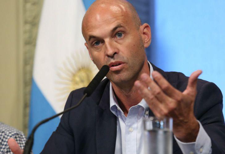 El ministro de Transporte, Guillermo Dietrich, firmó el decreto para oficializar al nuevo funcionario.