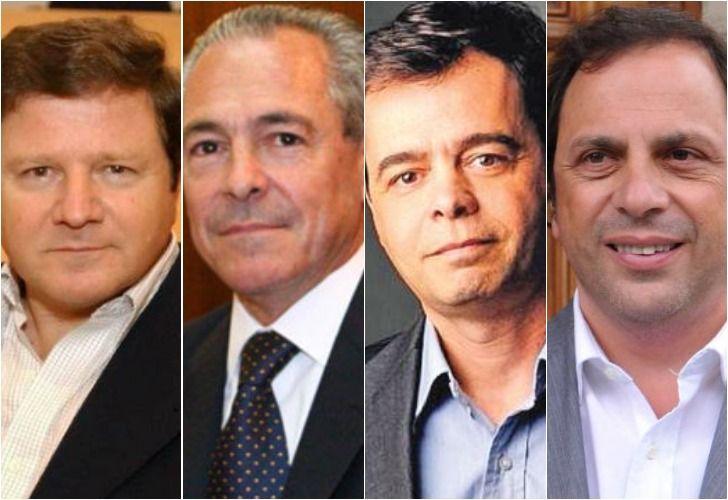 El Gobierno designó cuatro nuevos embajadores: Fernando Oris de Roa (Estados Unidos); Mario Barletta (Uruguay); Héctor Lostri (Paraguay) y Darío Giustozzi (Ecuador).