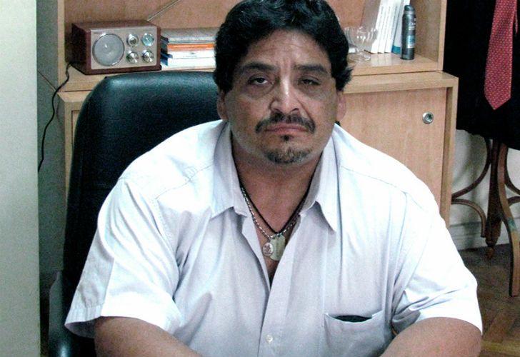 Humberto Monteros, líder de la UOCRA de Bahía Blanca.