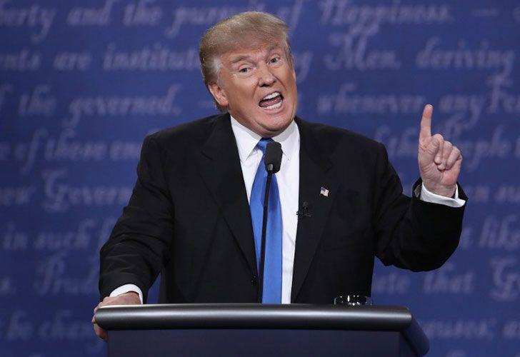 Donald Trump volvió a abrir la polémica contra los inmigrantes.