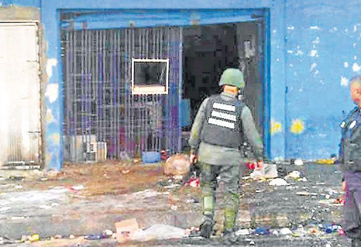 En todo el pais. Las protestas fueron primero en la región de Arapuey, pero se extendieron luego a otras regiones de Venezuela.