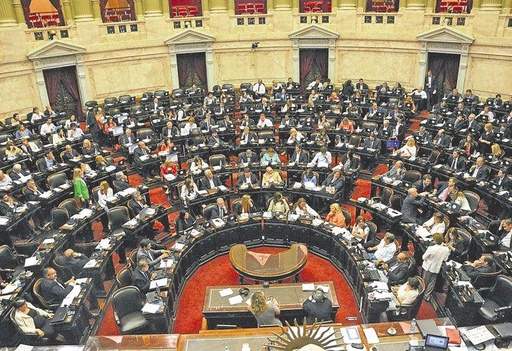 Recinto. El oficialismo confirmó que la reforma laboral no se tratará en sesiones extraordinarias.
