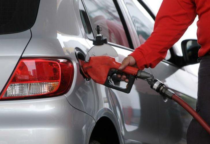 Aumento de los combustibles