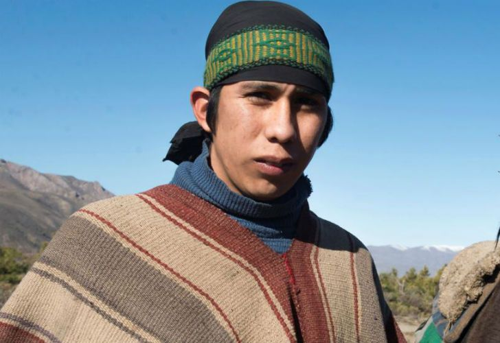 Matías Santana declaró luego de la desaparición de Maldonado que tres gendarmes se llevaron al artesano en una camioneta.