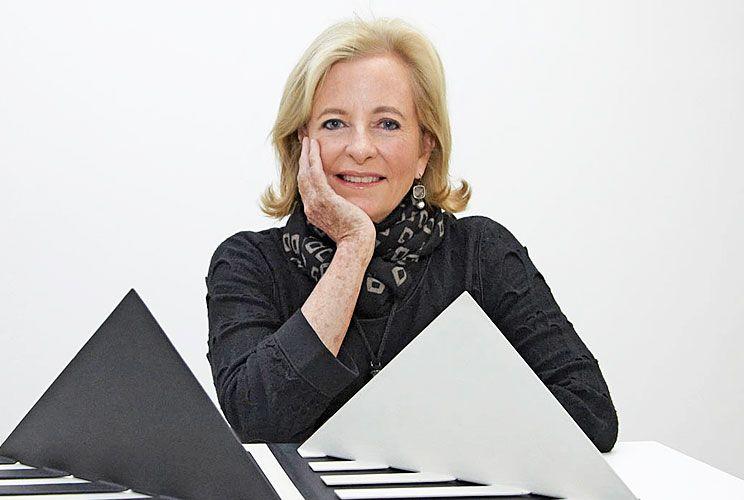 Patricia Phelps es considerada una de las personas más influyentes del arte internacional.