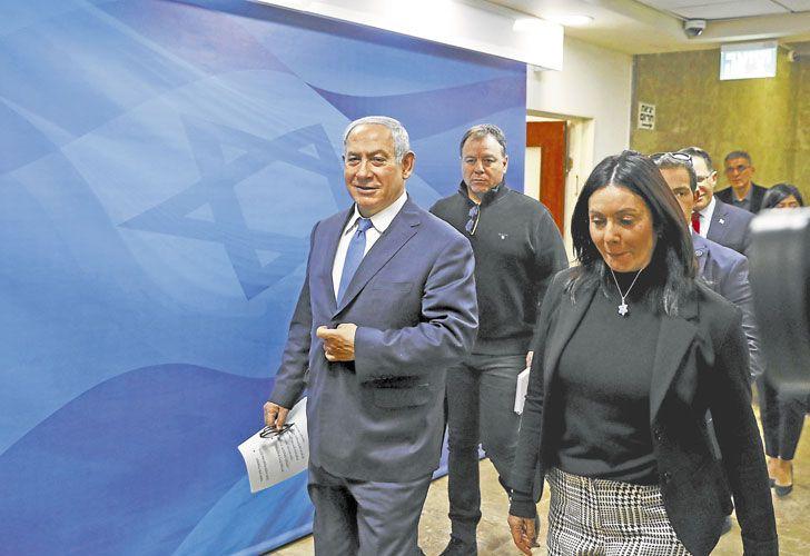 """Duro. El primer ministro israelí afirmó: """"Quienes cometen crímenes horribles no merecen vivir""""."""