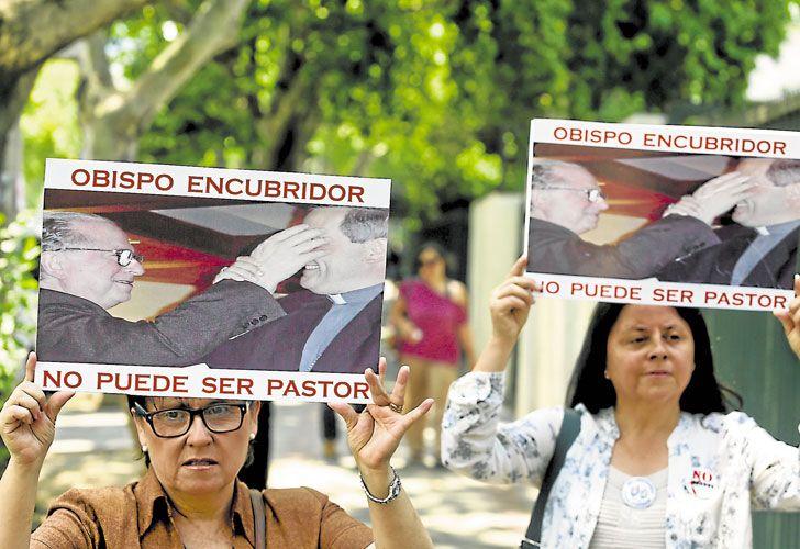 Osorno. La ciudad está en pie de guerra contra el obispo Juan Barros, ex discípulo de Karadima.